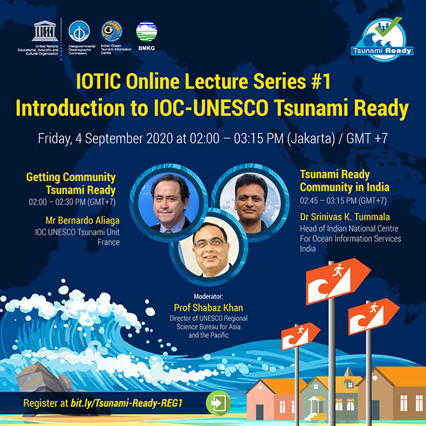 IOTIC Online Lecture Series #1
