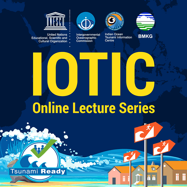 Online Lecture Series on IOC-UNESCO Tsunami Ready for Indian Ocean