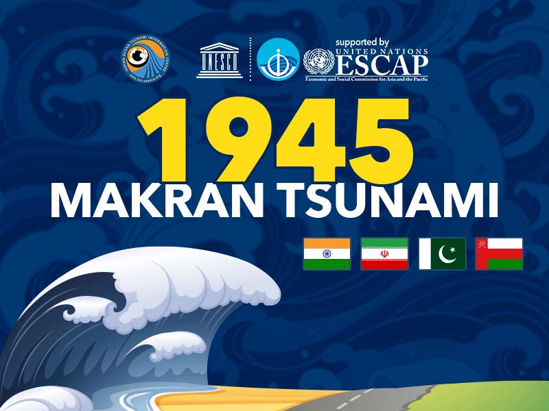 1945 Makran Tsunami