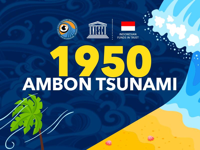 1950 Ambon Tsunami