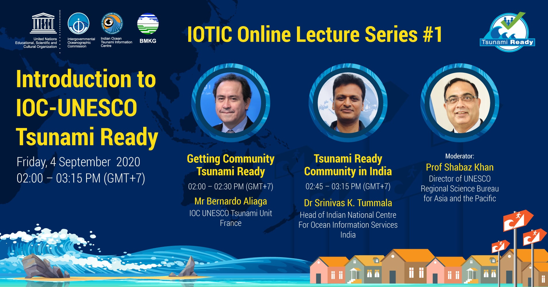 Online Lecture Series #1