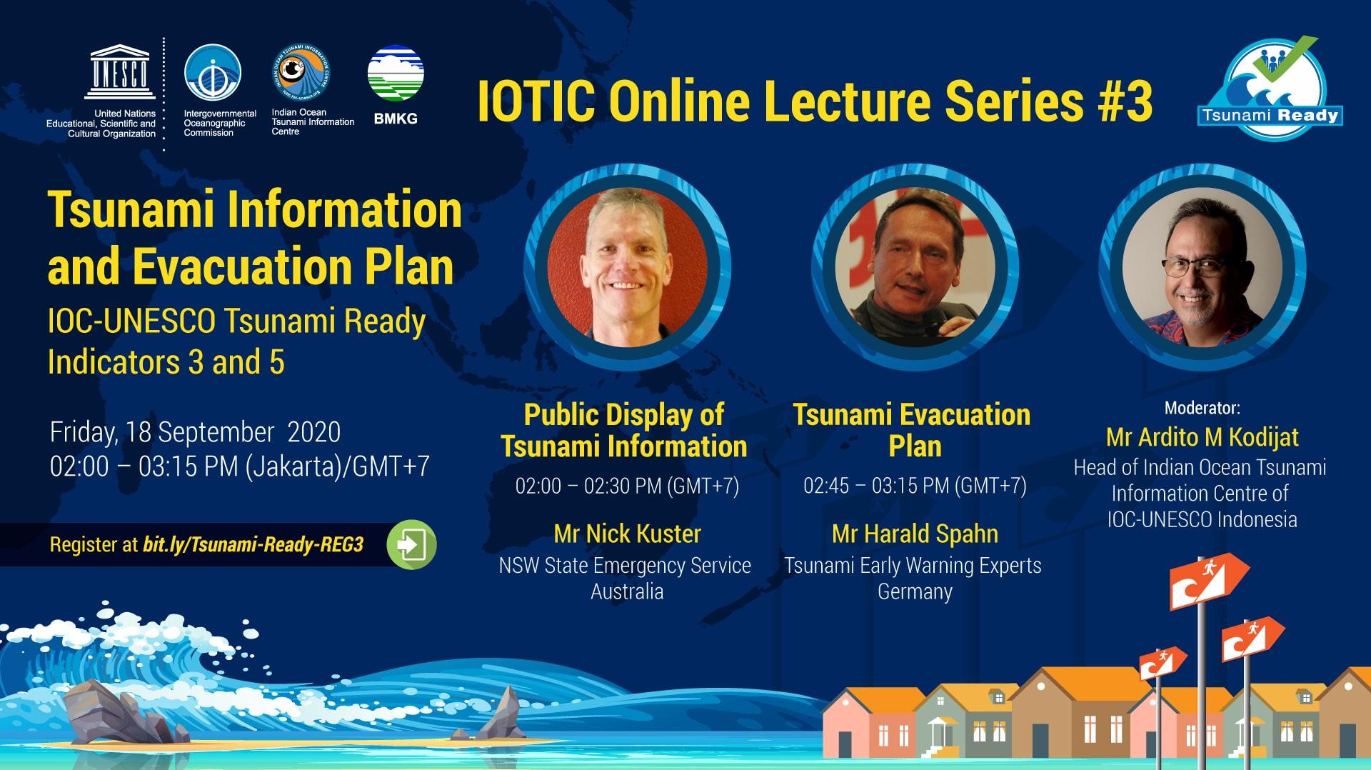 IOTIC Online Lecture Series #3