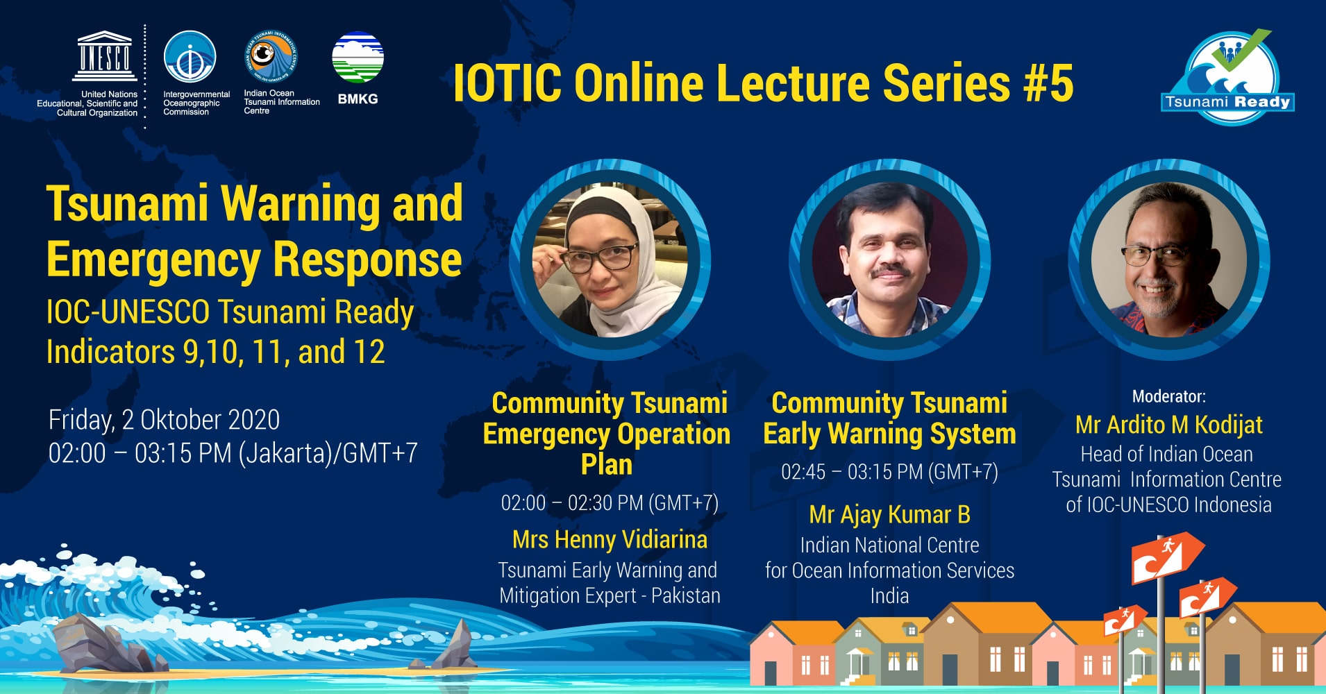 Online Lecture Series #5